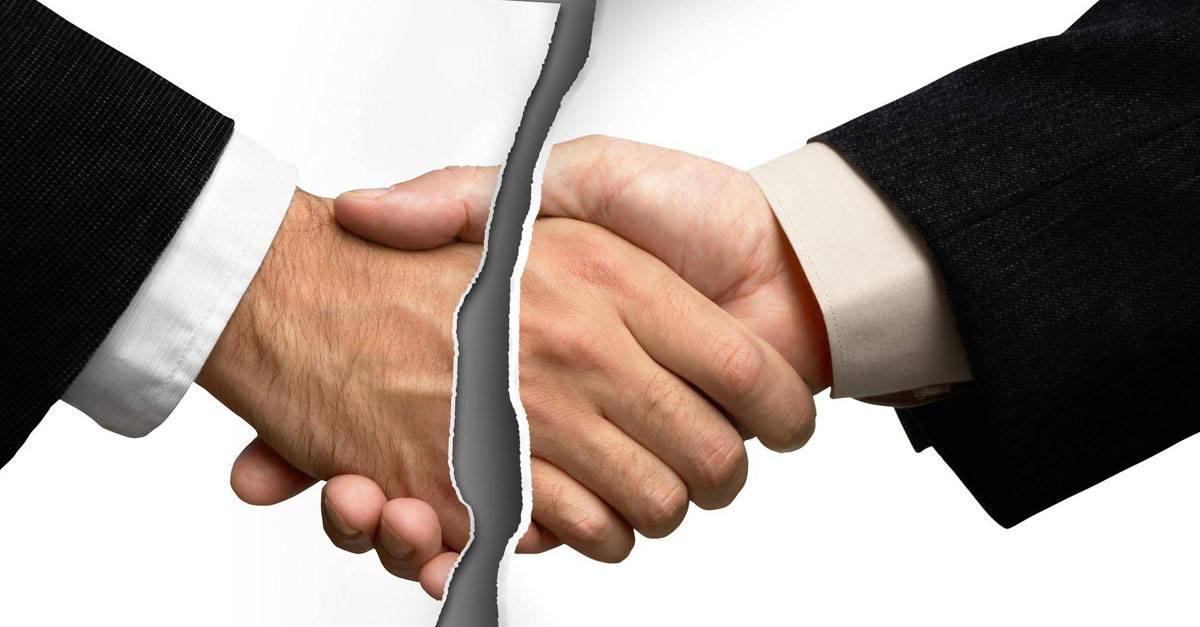 Cómo disolver una empresa si uno de los socios no quiere