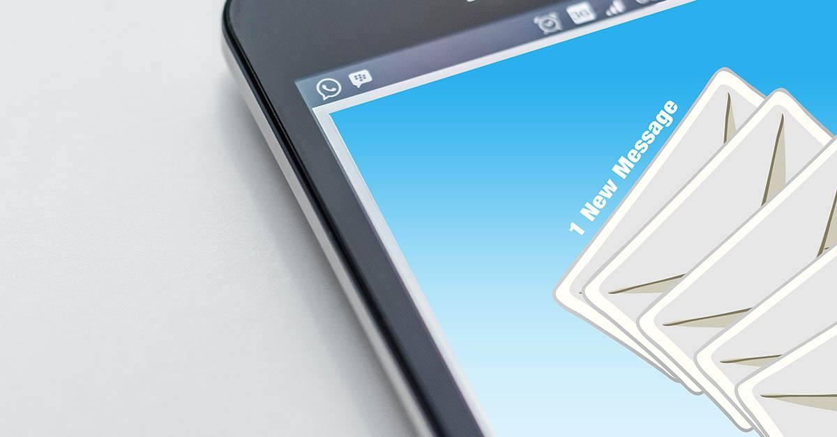 Convocatoria de junta general por email