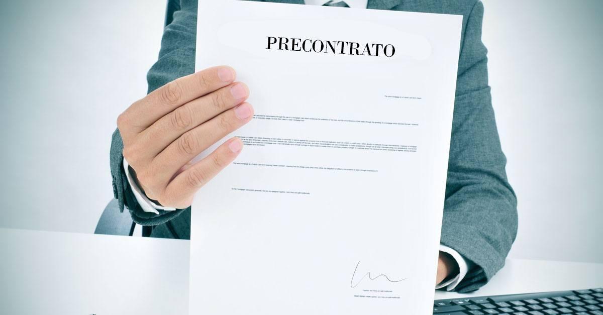 Tratos preliminares de la contratación. Responsabilidades en el precontrato