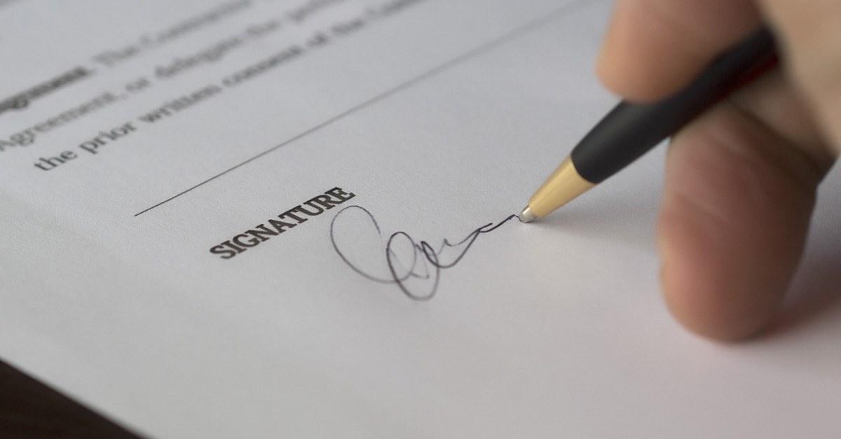 Carta de intenciones en operaciones de compraventa