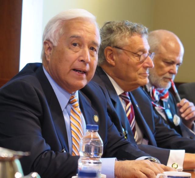 Conferencia en España sobre legalidad penal internacional