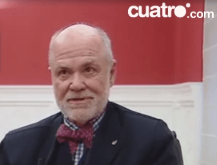 Gustavo López-Muñoz Larraz en Cuatro TV