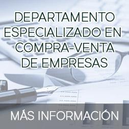 Equipo Jurídico especializado en Compra Venta de Empresas, Fusiones, Joint Ventures y demás Operaciones de Corporate