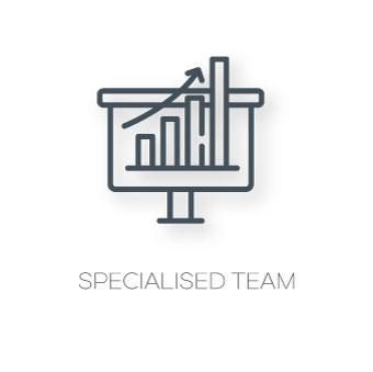Specialised team