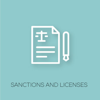 Sanctions-And-Licenses
