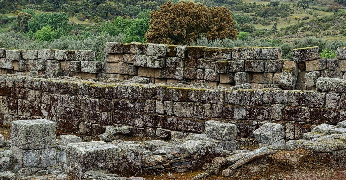 Yacimiento arqueológico como bien de interés cultural