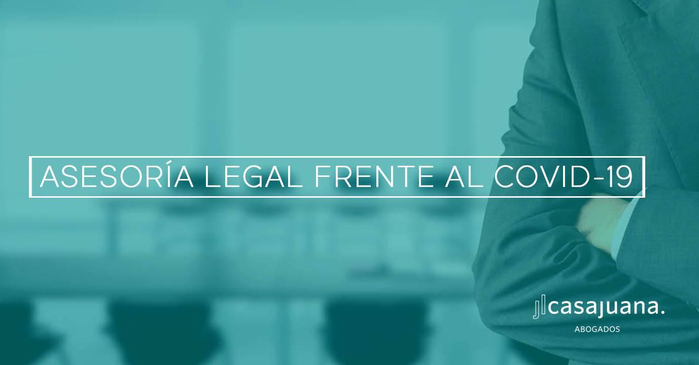 ASESORÍA LEGAL FRENTE AL COVID-19