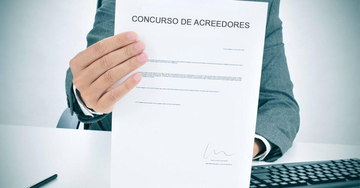 ¿Quién, cuándo y cómo se solicita el concurso de acreedores?